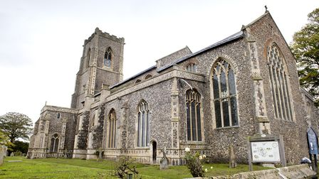 St Mary's church, Worstead. Picture: Nick Butcher