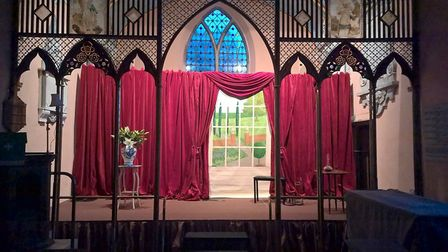 A Midsummer Night's Dream will be performed at Thorpe Market Church. Picture: COURTESY OF THE CHURCH