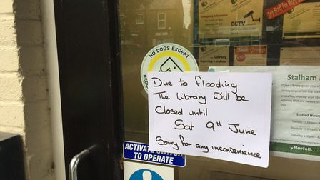 Stalham library has reopened today. Pictures: David Bale