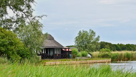 Candle Dyke on the Thurne system. Photo: Richard Lay