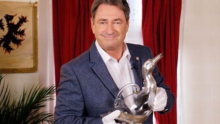 Alan Titchmarsh. Picture: Spungold Productions