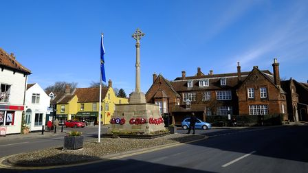 Holt is one of four towns to get a cash boost from North Norfolk District Council Picture: MARK BUL