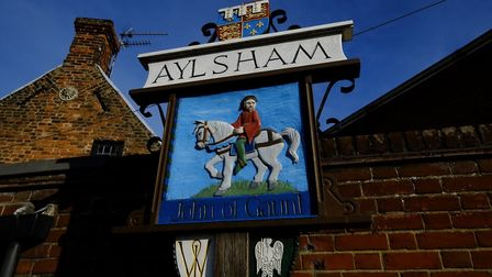Aylsham will be celebrating Norfolk Day 2018 with two events held in the town. Photo: Mark Bullimoir