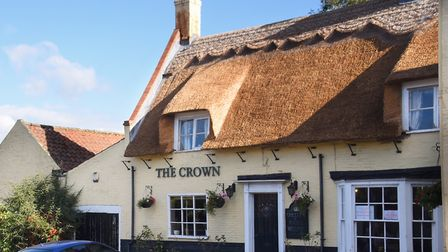 The Crown at Smallburgh. Picture: DENISE BRADLEY