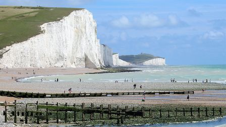 Seven Sisters, by Emily Buck. Photo: Emily Buck