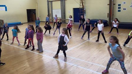 Children's actvities on offer during the summer break include street dance groups. Pictures: NNDC