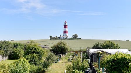 The view from the Happisburgh cottage which featured on 'Homes Under The Hammer'.Picture: Nick Butch