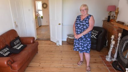 Anne Barry is set to appear on TV show 'Homes Under The Hammer' after buying a cottage in Happisbug