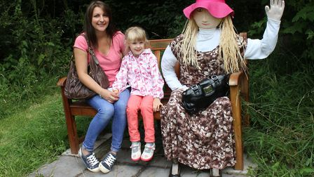 Trunch scarecrow festival and fun day, which runs on Sunday from 10am-4pmPhoto: KAREN BETHELL