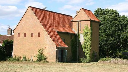 The former generator station at Neatishead, for sale. Pic: www.struttandparker.com