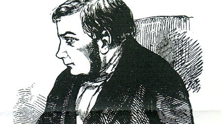 Stanfield Hall murder 1848. Pictured: The murderer James Blomfield Rush. Picture: EDP Library