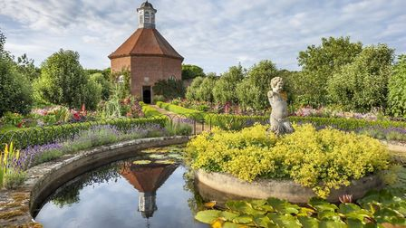 Felbrigg Hall's aalled garden. Picture: National Trust Images Andrew Butler.