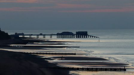 Salthouse Sheringham and Overstrand. Photo: Sue Sargeant