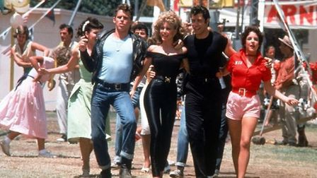 A scene from Grease. Picture: PARAMOUNT