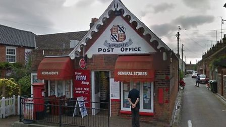 Mundesley Post Office was robbed in March this year. Picture: Google StreetView