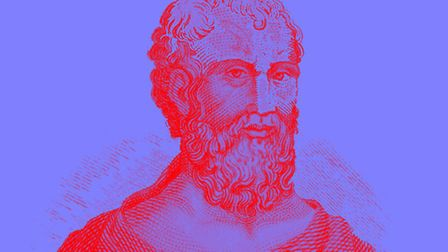 Zeno of Citium, considered the founder of stoicism, was born in Cyprus in around 334BC
