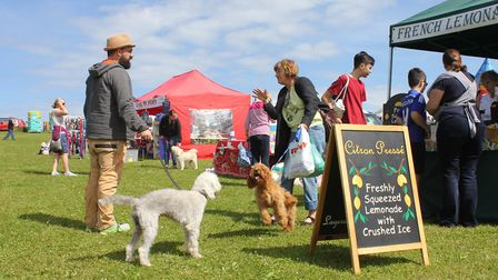 Weybourne Fun Day. one of the many fun, family events taking place in north Norfolk this weekend.Pho
