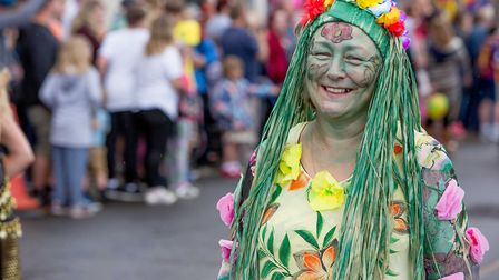 Wells Carnival. Picture: Lee Blanchflower