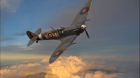 Photo credits: Malcolm English.031: One of the Few - Spitfire Vc
