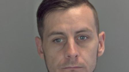 Police have issued an appeal to help trace wanted man Adam Burton. Picture: Norfolk police