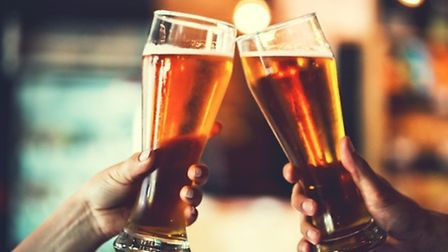 A Norfolk ale will be created by an American brewery to celebrate next year's Norfolk Day. Pints at