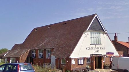 Mundesley's Coronation Hall. Picture: GOOGLE STREETVIEW