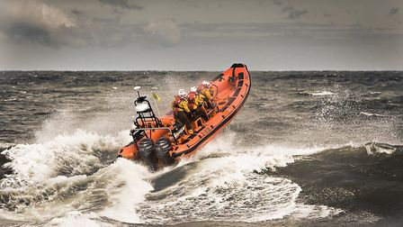 Sheringham lifeboat. Picture: RNLI