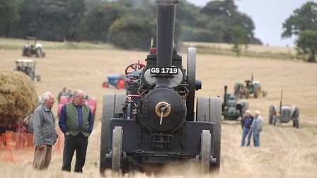 Ingworth Trosh and Country Fair, which runs in the village from midday on Sunday.Photo: ANTONY KELLY