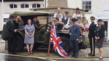 Holt 1940s weekend.Picture: DENISE BRADLEY