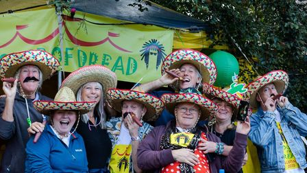 Part of the fun at this year's Trunchonbury Festival. Picture: JASTON YOUNG