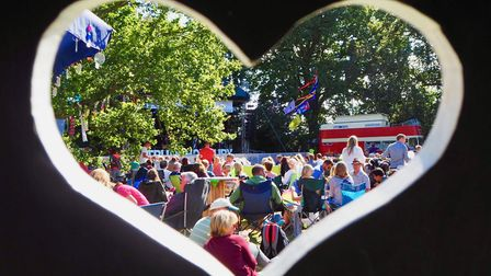 Part of the fun at this year's Trunchonbury Festival. Picture: FIVESIXNINE PHOTOGRAPHY