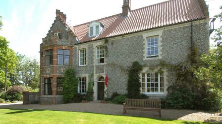 Ingham Old Hall, now the site of the care home which has been deemed unsafe and uncaring by inspecto