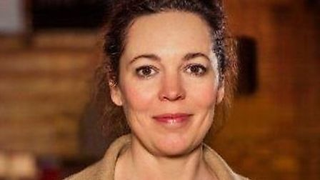 See what the Radio Times says about Norfolk's Olivia Colman. Picture: BBC.