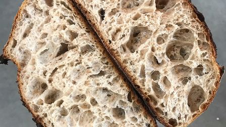 Pastonacre in Cley has won an award for its sourdough. Pictures: Richard Chambury