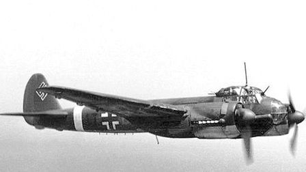 The Junkers Ju 88 was the backbone of the German Luftwaffe's bombing fleet during the Second World W