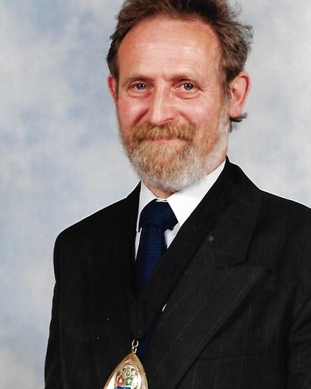 David Russell, formerly the first Labour chairman of North Norfolk District Council, (NNDC), from 19