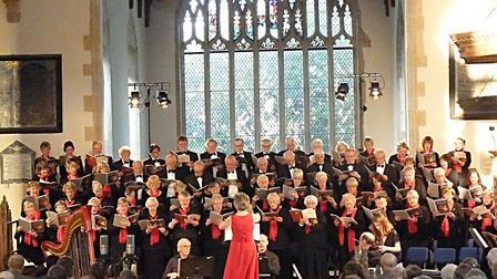 The Norfolk Camerata, formerly known as the North Norfolk Chorale. Picture: ARCHANT
