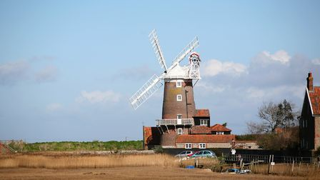 Peter Taylor found the keepsake on his way to Cley, north Norfolk. Photo: Getty/Stock