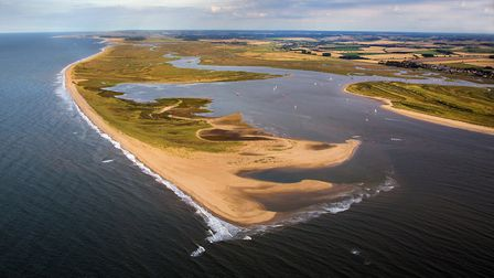 Scolt Head Island Pictures: National Trust