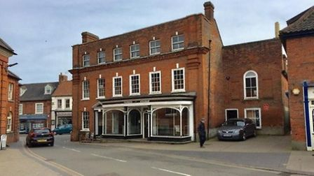 The former Clarke's ironmongers in Aylsham. Picture: ARCHANT