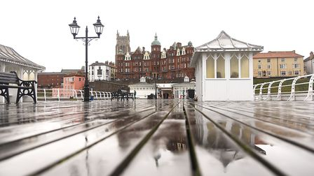 A BBC film project is coming to Cromer. Picture: Ian Burt