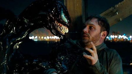 A scene from Venom. Picture: COLUMBIA PICTURES