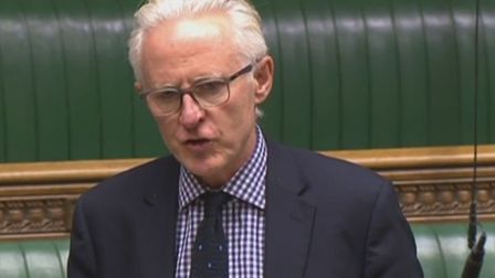 Norman Lamb is calling on people to sign a tax loophole petition. Picture: Parliamentlive.TV