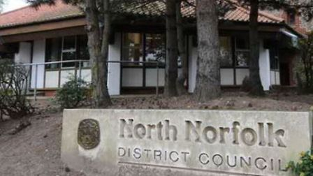 North Norfolk District Council. Picture: NNDC
