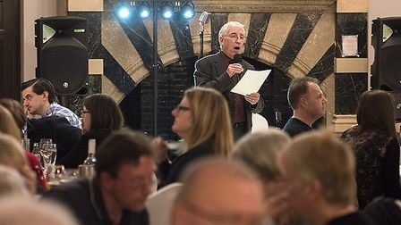 Games master for the evening will be entertainer Pat Nearney, aka The Norfolk Nut. Picture: Anglia