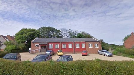 Weybourne Village Hall. Picture: GOOGLE STREETVIEW
