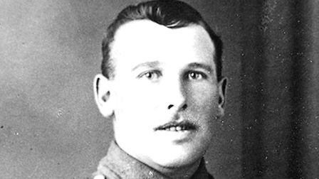 Archibald Hastings, eldest son of the four Hastings brothers and husband of Florence Leeder. Picture