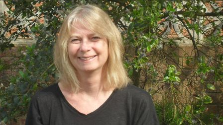 Sue Burge has published her debut poetry collection with Live Canon. Photo: Sue Burge