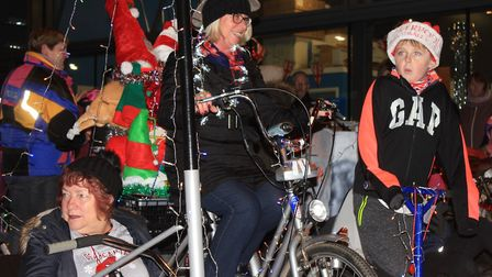 Sheringham Christmas lights switch-on event, which kicks off on Friday, November 16, with an illumin