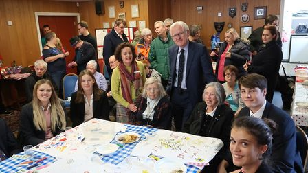 A pop-in meeting place at Cromer's Cottage pub has been re-launched as dementia-friendly weekly even